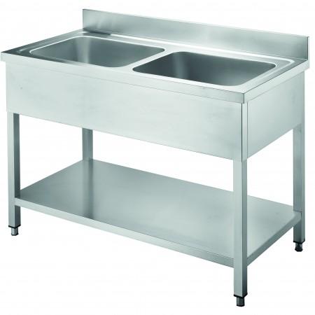 GD127BM2-A-Lavello-aperto-nosgoc-sinks-nodrainer-2vasche-bowls-ForcarSteelFurniture