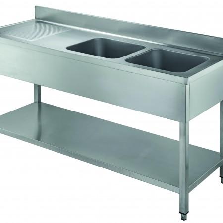 Lavelli-aperti-sinks-2vasche-bowls-ForcarSteelFurniture